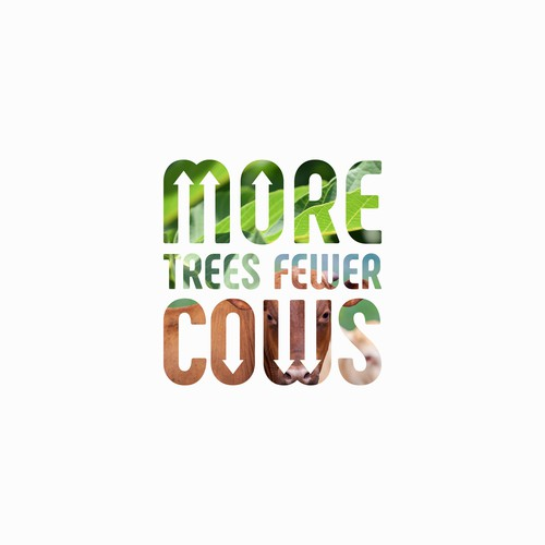 More trees, fewer cows