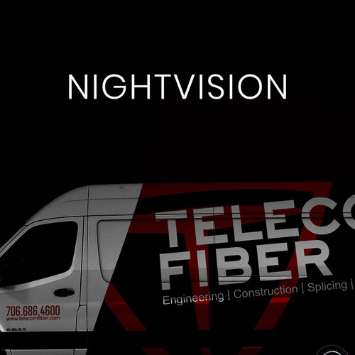 Van Wrap - Nightvision