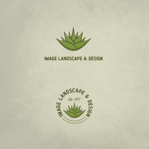Logo for Landscape company from Texas