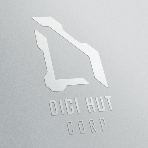 Logo Design For Digi Hut Corp