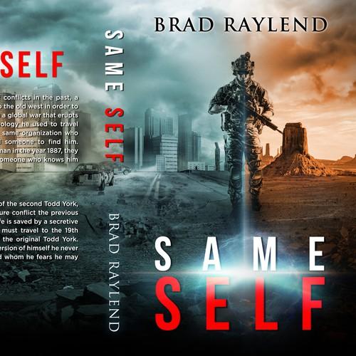 Winning Design paperback for Brad Raylend