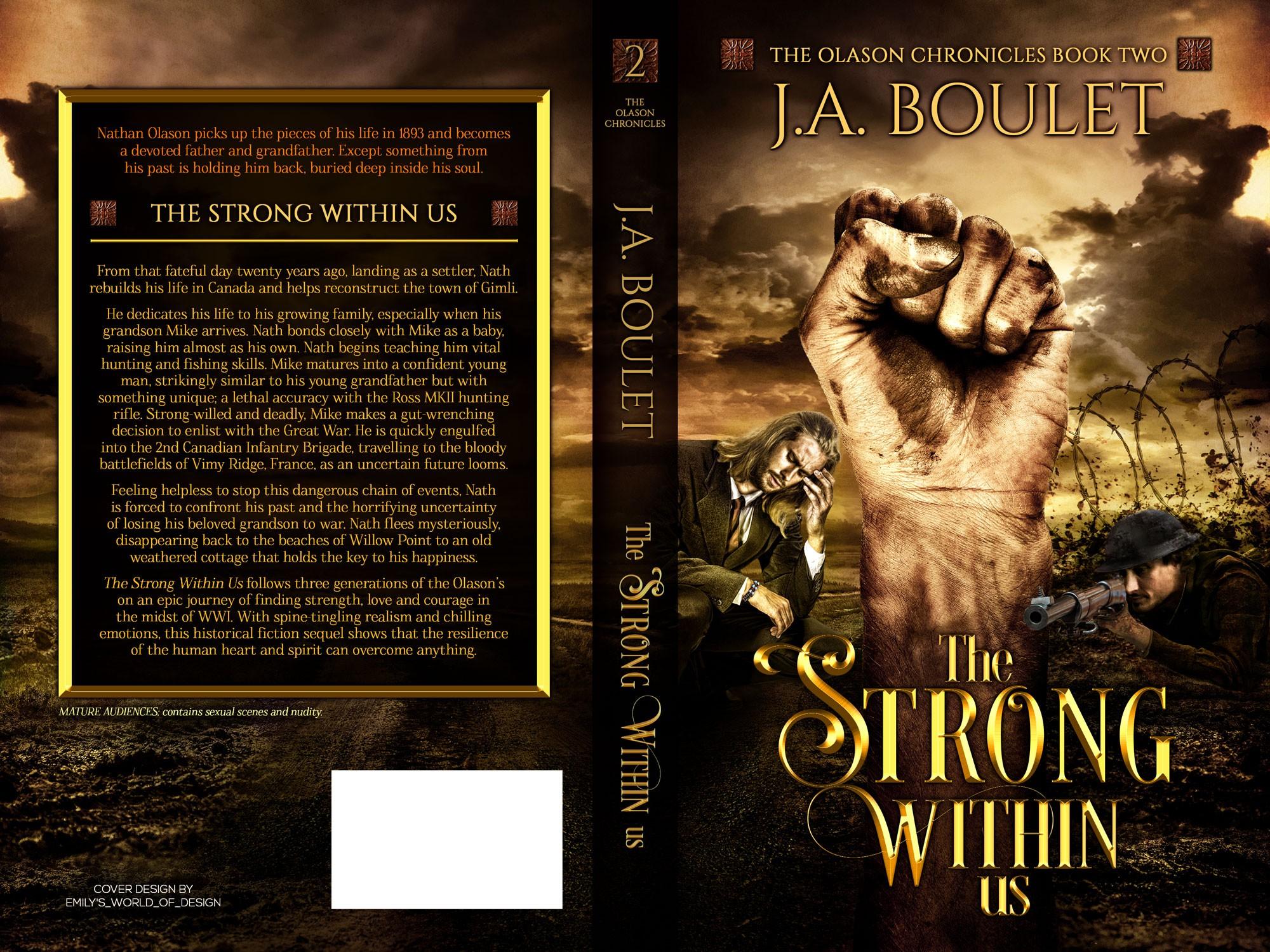 Book cover design b02