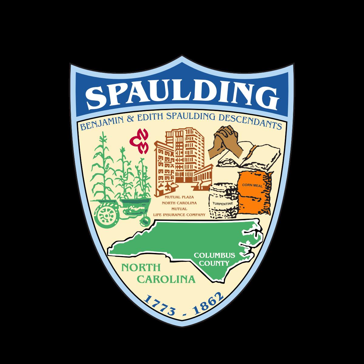 Spaulding Family Crest