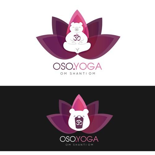 Design Logo for Oso.yoga
