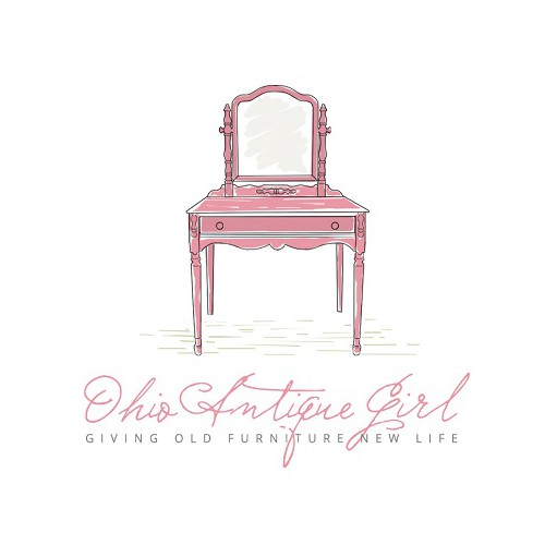 Logo for Antique Girl