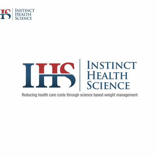 Instinct Health Science needs a new logo