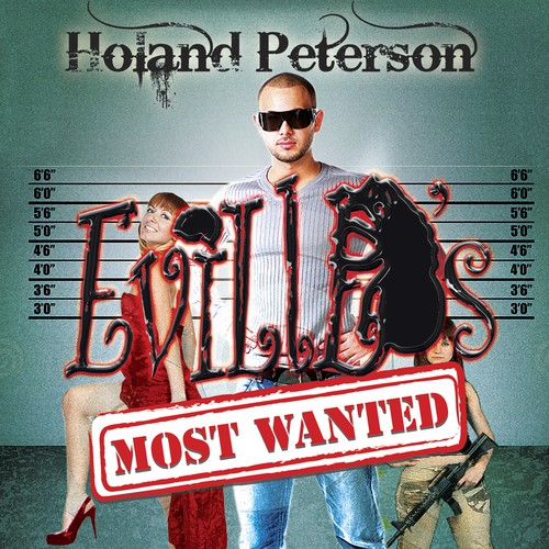 Holand Peterson, Author needs a new book or magazine cover