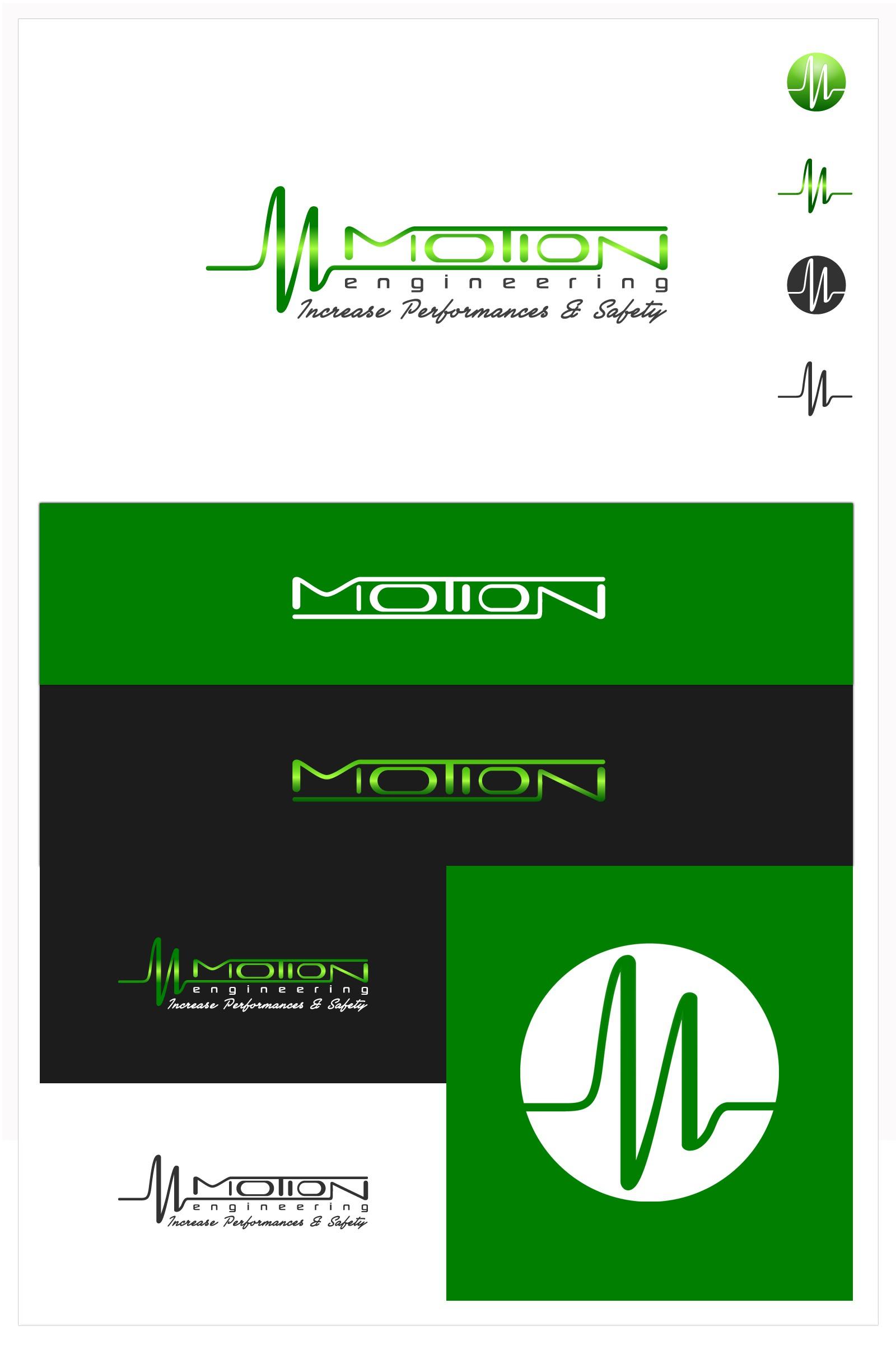 Logo start up innovante, créatrice d'un nouveau concept de suspension VTT.