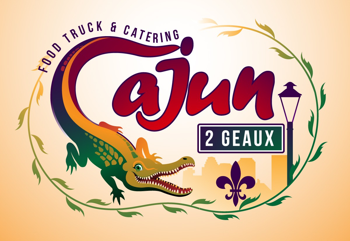 Help Cajun 2 Geaux with a new logo