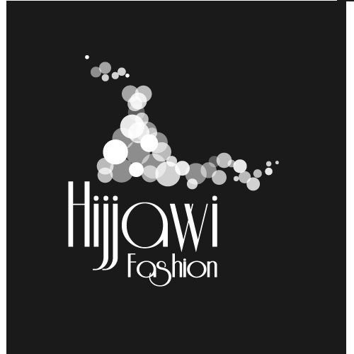 Create a logo for Hijjawi Fashion
