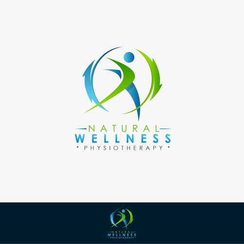 Logo for natural wellness