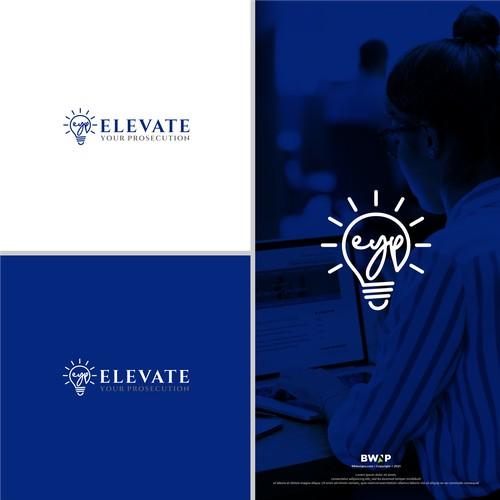 Elevate Your Prosecution Logo