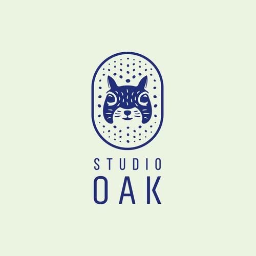 Logo for interior and concept development studio