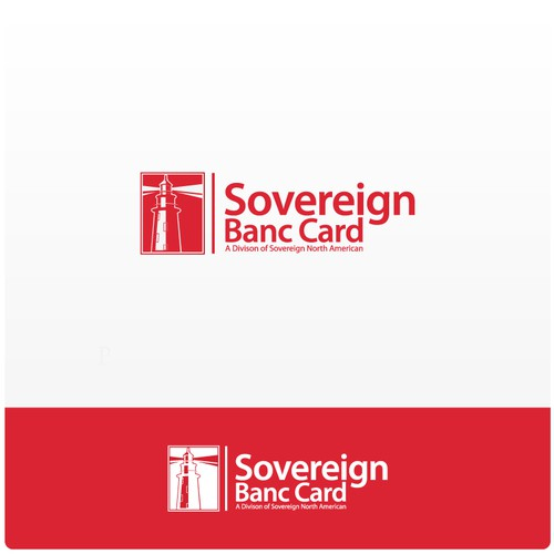 Sovereign Bank Card needs a new logo