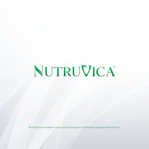 Logo design for NutruVica