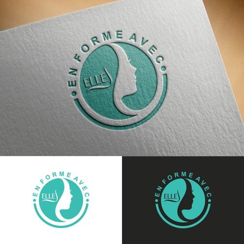 logo Fitness gym for women