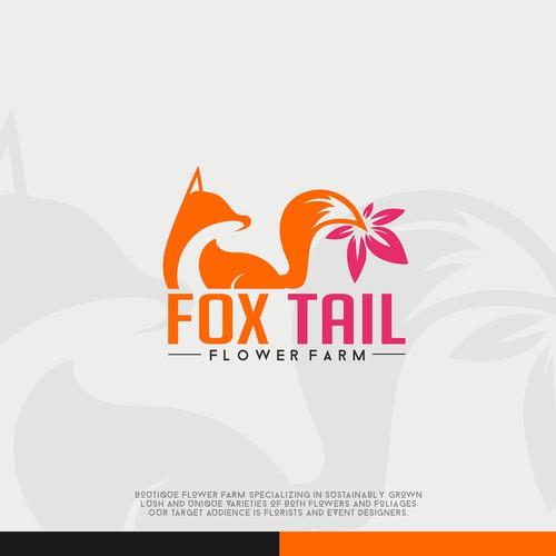 FOX TAIL Logo Design