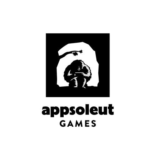Logo for mobile gaming developer