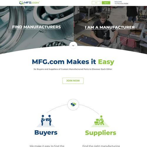 MFG Web design