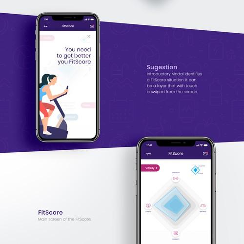 Design Fitness App