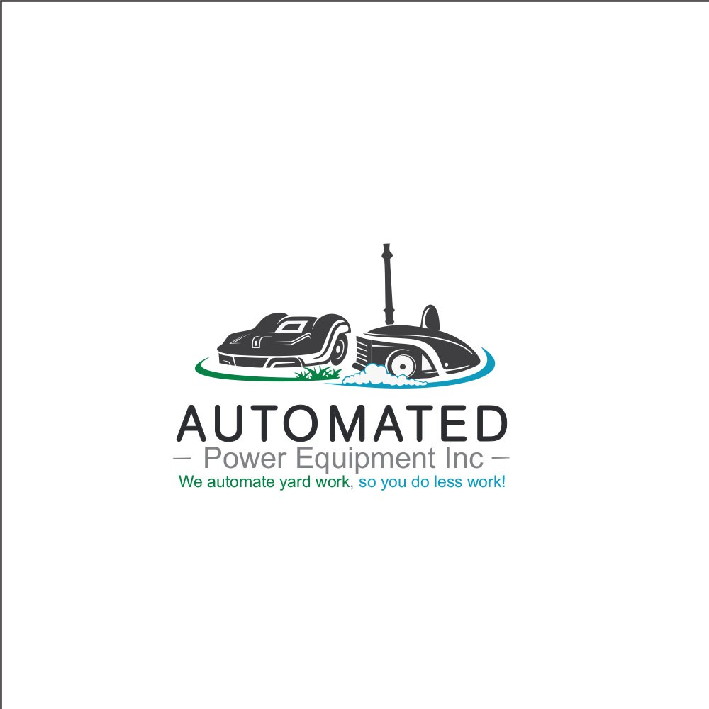 Create a one of a kind modern logo for Automated Power Equipment Inc.