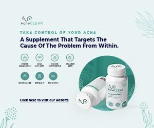 AcneCLEAR marketing