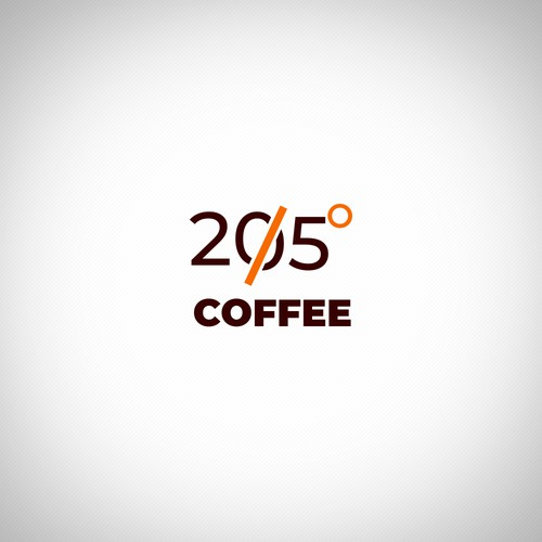 Logo for a Coffee company