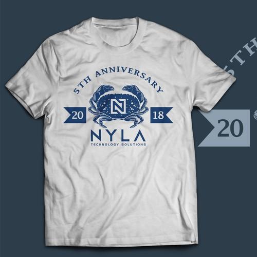 NYLA 5th anniversary