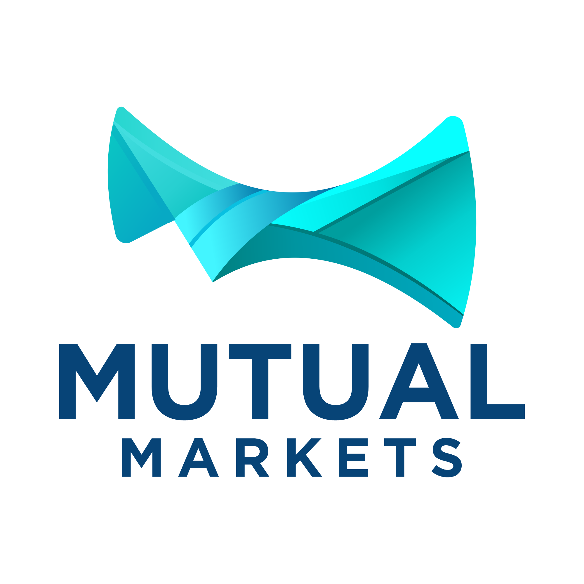 Corporate logo for a marketplace for the top brands in the world