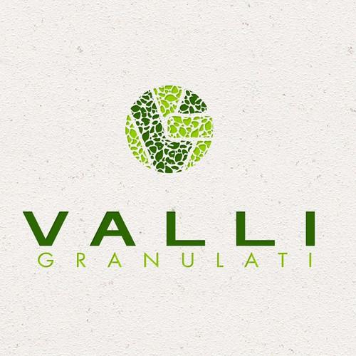 Concept logo for Valli Granulati Italy