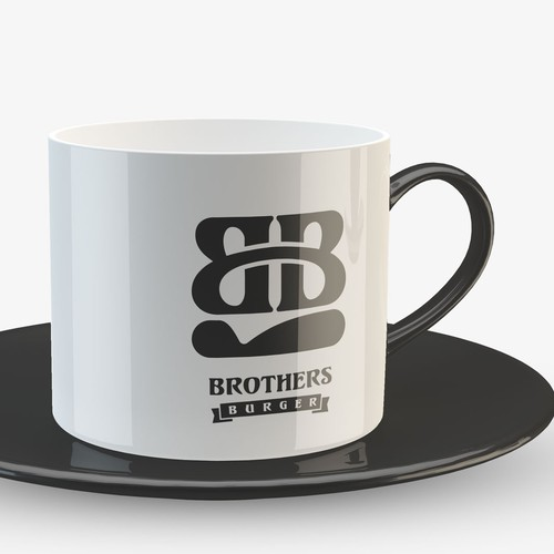Bold logo BB monogram