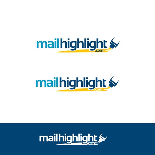 Logo design for mailhighlight.com