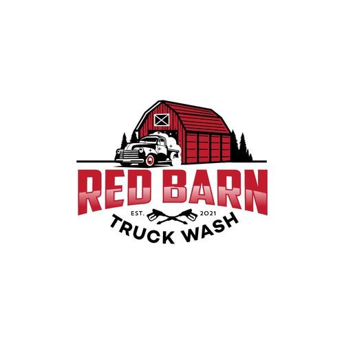 Red Barn Truck Wash