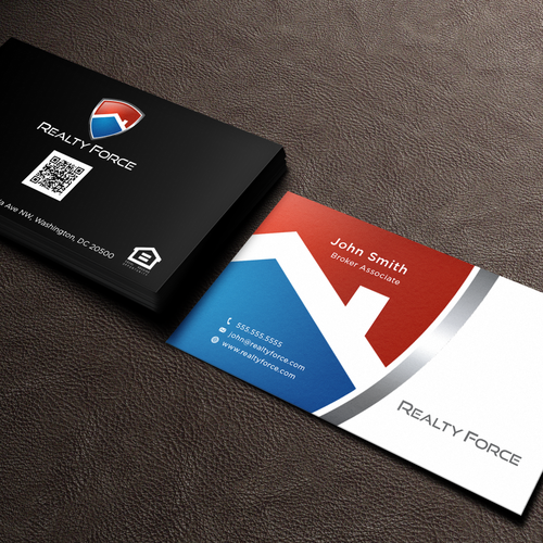 Realty Force Business Card