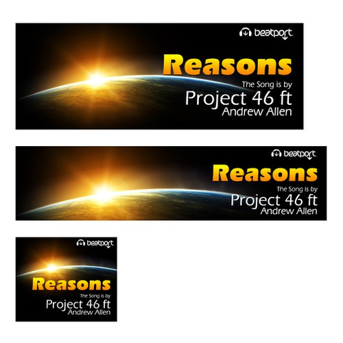 Create the next banner ad for Project 46