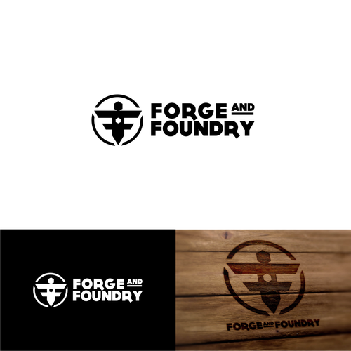 Create a strong, professional logo for a non-profit helping train fathers