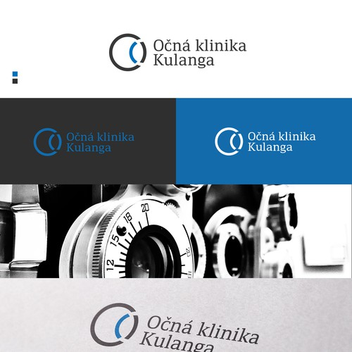 Logo proposal for an Eye Clinic