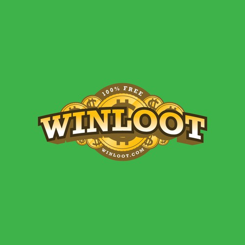 Simple and Modern Logo Design for WINLOOT.com