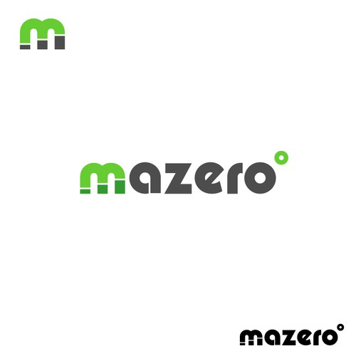 "Logo needed for ""mazero"" a new business consulting company"