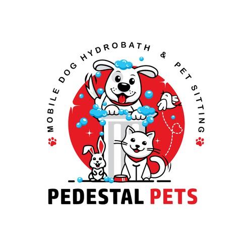 Pedestal Pets