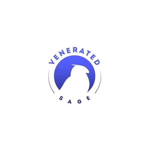 Publishing company logo design
