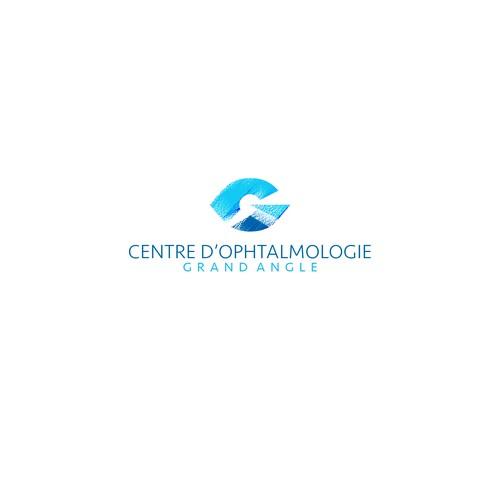 Art logo for Grand Angle Eye centre