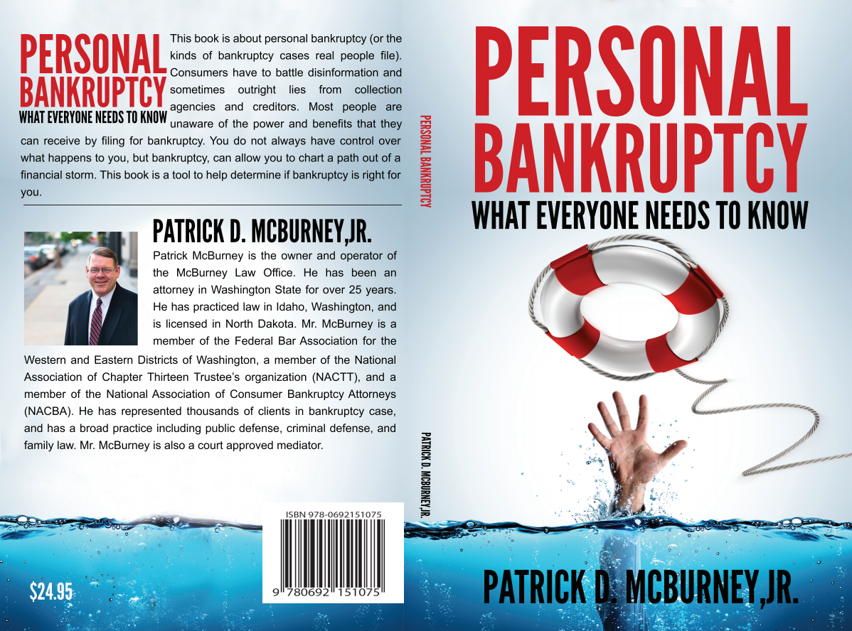 Changes to winning Personal Bankruptcy title design