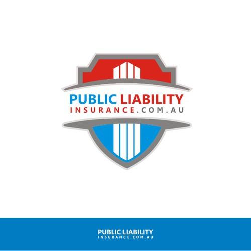 Create the next logo for Public Liability Insurance