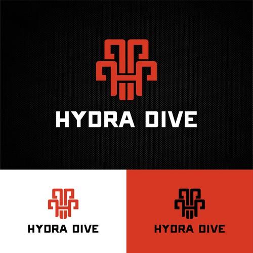 Scuba-dive logo