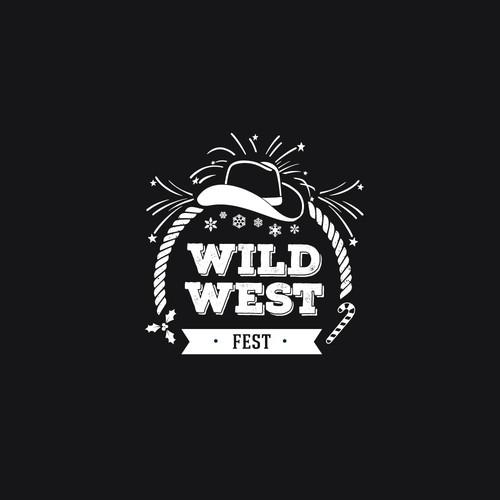 Wild West Fest Badge Concept