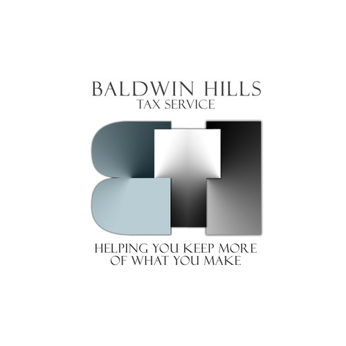 Help Baldwin Hills Tax Service with a new logo
