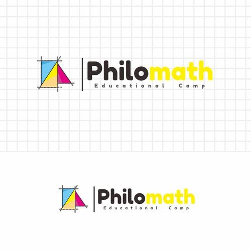 Bold logo concept for Philomath