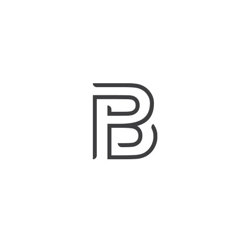 Monogram logo proposal