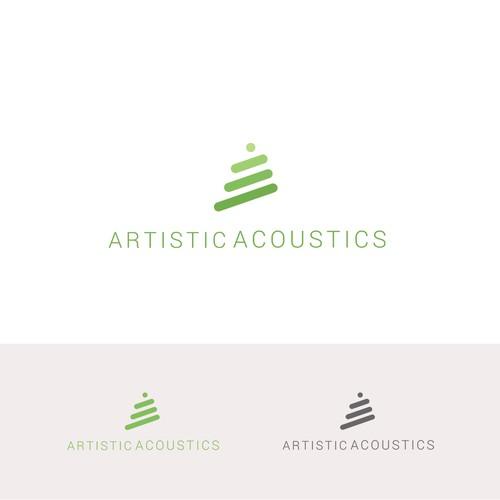 ArtisticAcoustics Logo Concept